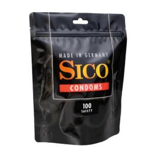 SICO Safety - biztonságos óvszer (100db)