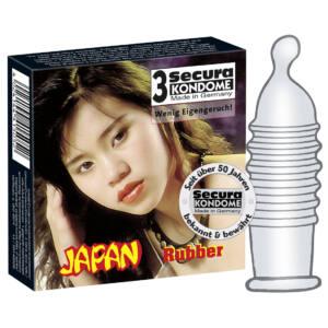 Japán óvszer (3db)