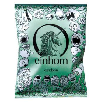 Einhorn Sperm Monsters - szilikonos óvszer (7db)