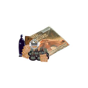 Csokoládés óvszer (50db)