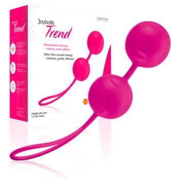 Gésagolyók - pink (Joyballs)