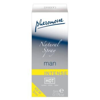HOT natural - intenzív feromon parfüm (férfiaknak)