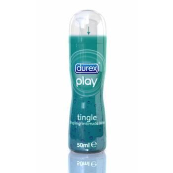 Durex Play Tingle (menthol) síkosító - 50 ml