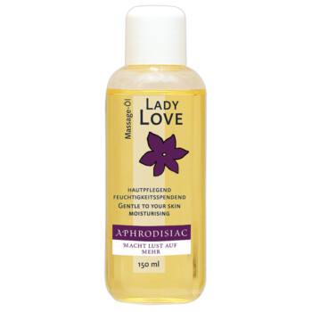 Lady Love - afrodiziákum