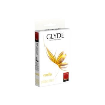 GLYDE vegán óvszer - Vanília (10db)